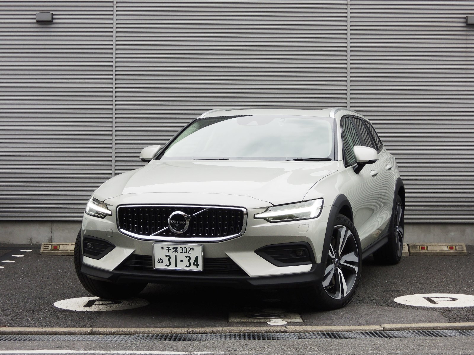 V60 Cross Country